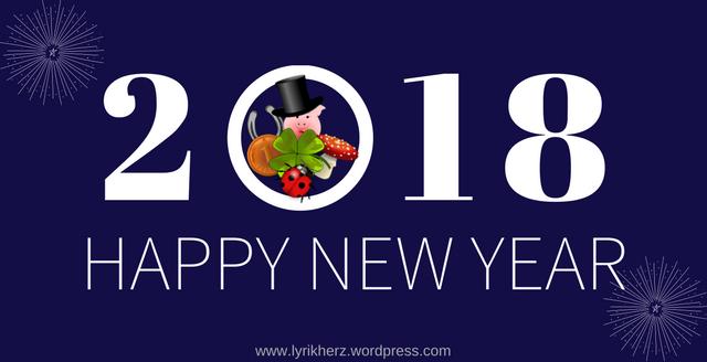 Die Zeit verspeist die Jahre die mit uns gehen, happy new year, glückliches neues jahr 2018, glückwünsche, vergänglichkeit, wie schnell alles vergeht, hoffnung für die zukunft, frieden, respekt, selbstliebe, menschen, das leben, gesellschaft, zuversicht, die welt, lyrik herz, blog, lyrik schreiben, bild, poster, design,